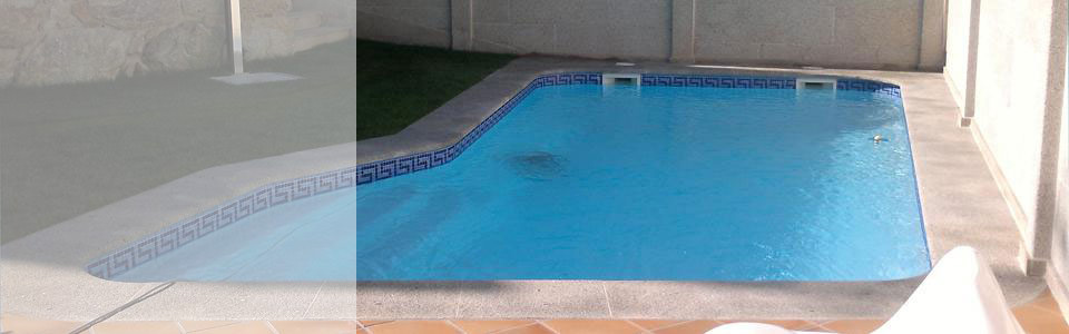 Piscinas Miguez - Aviso legal